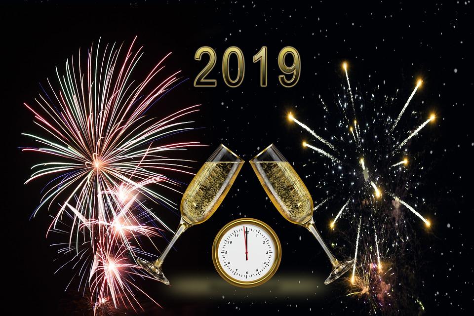 Einen guten Rutsch ins neue Jahr...