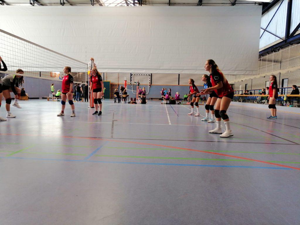 1. Jugendspieltag U20 weiblich