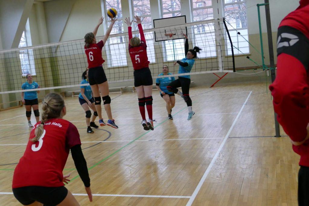 Damen 1 - 8. Spieltag