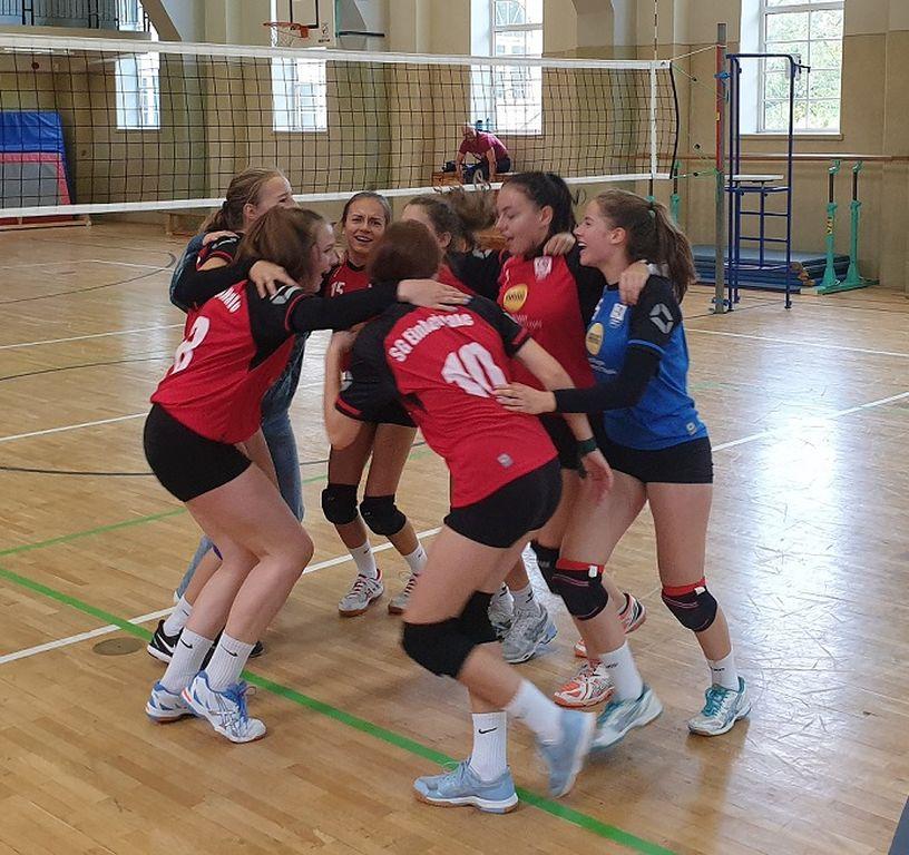 Damen III - 1. Spieltag in der Landesklasse